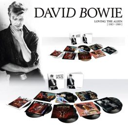 Bowie - Discographie - Eighties