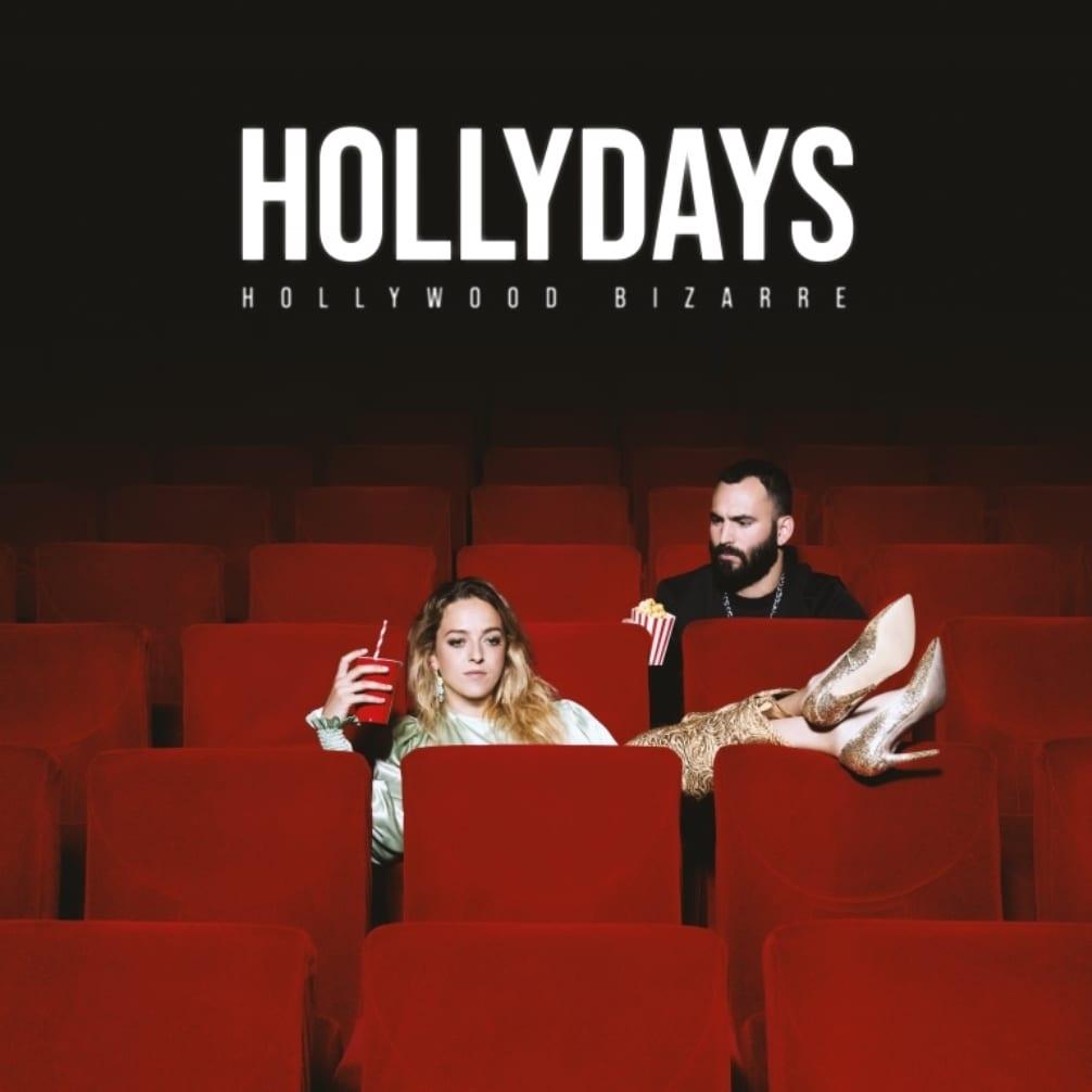 Hollydays, Hollywood Bizarre, cover