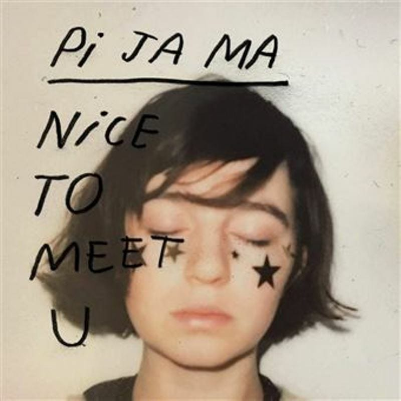 Pi Ja Ma, Nice To Meet U, cover