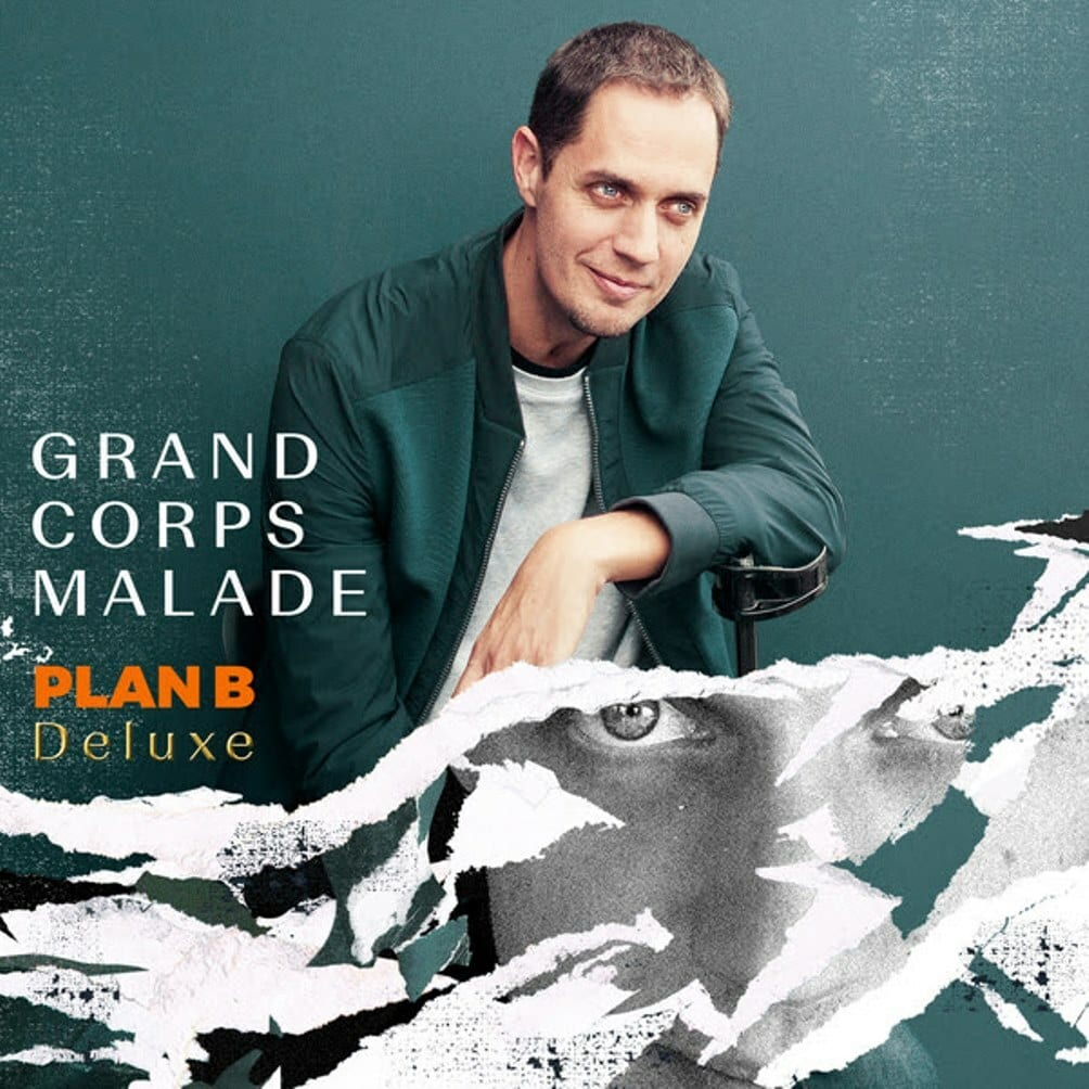 Grand Corps Malade, Plan B Deluxe, cover