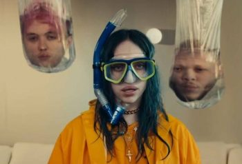 Billie Eilish, Bad Guy, clip