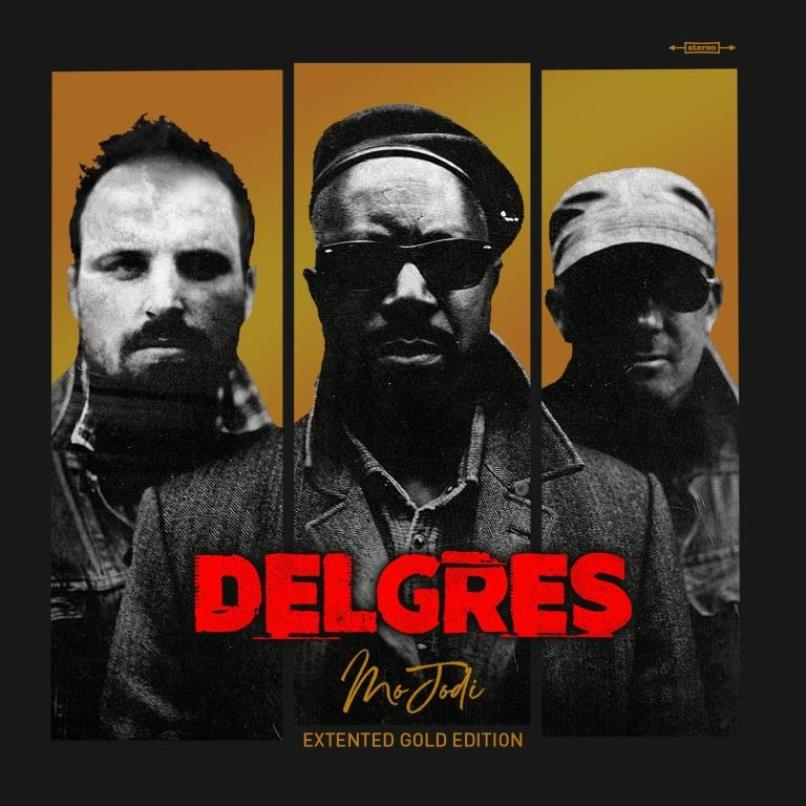 Degres, Mo Jodi Extended, cover