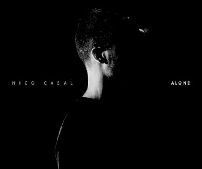 Nico Casal, Alone, cover