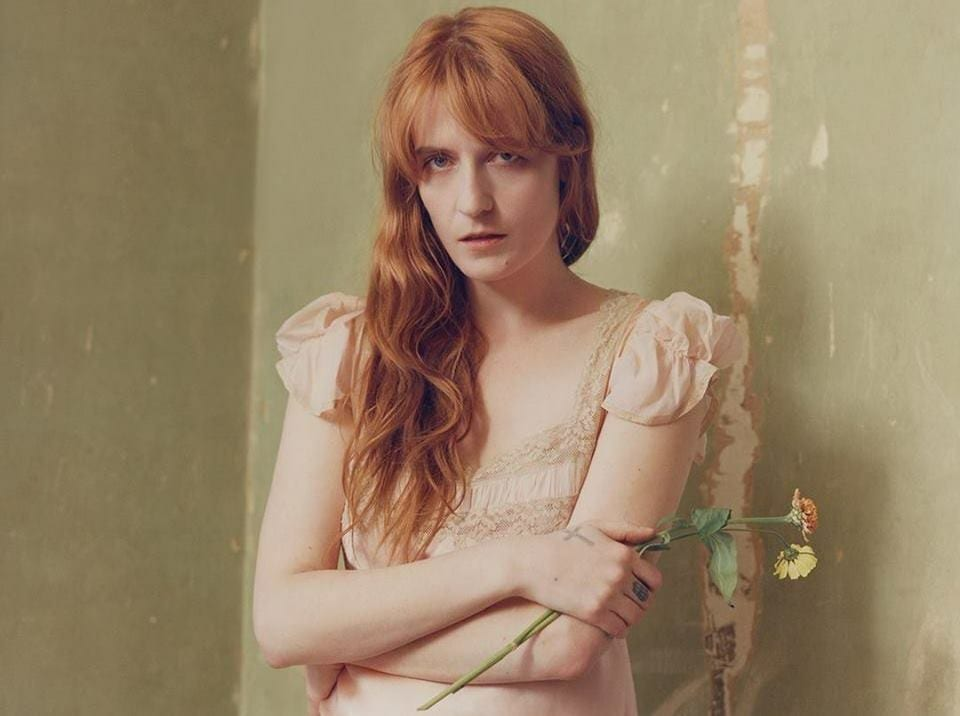 Florence And The Machine, Florence Welch, promo