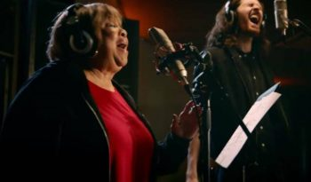 Mavis Staples, Hozier, Nina Cried ,Power, Live, Windmill Lane Studios