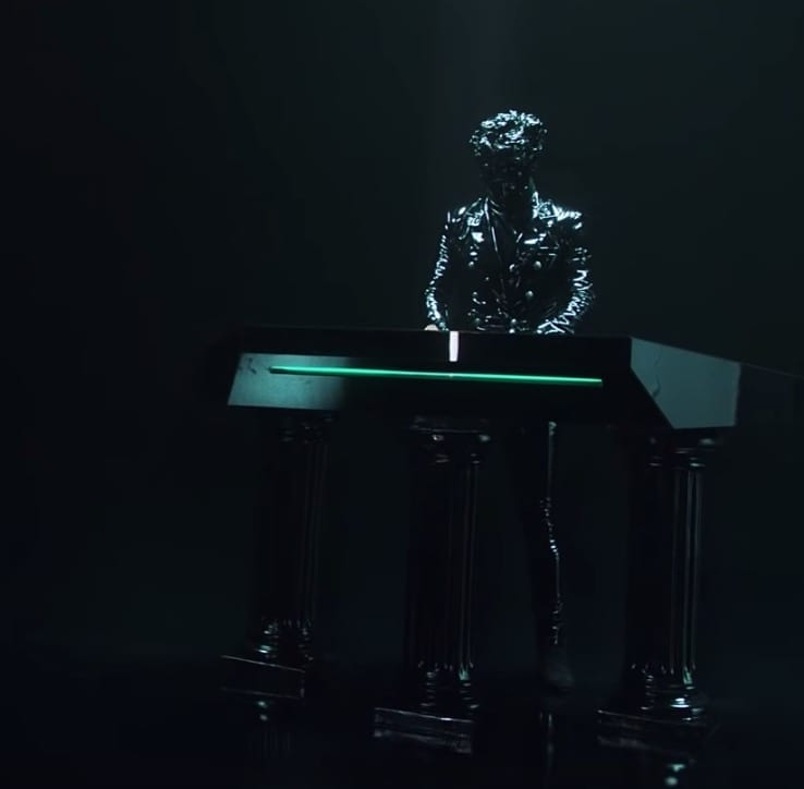 Gesaffelstein & Pharrell Williams plus Daft Punk que jamais