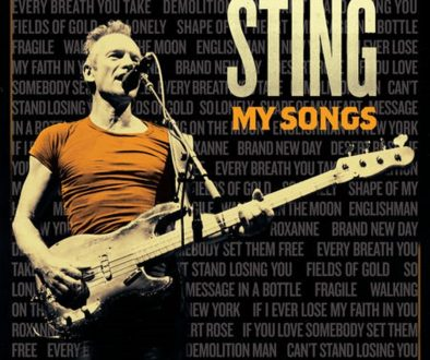 Sting, My Songs, cover