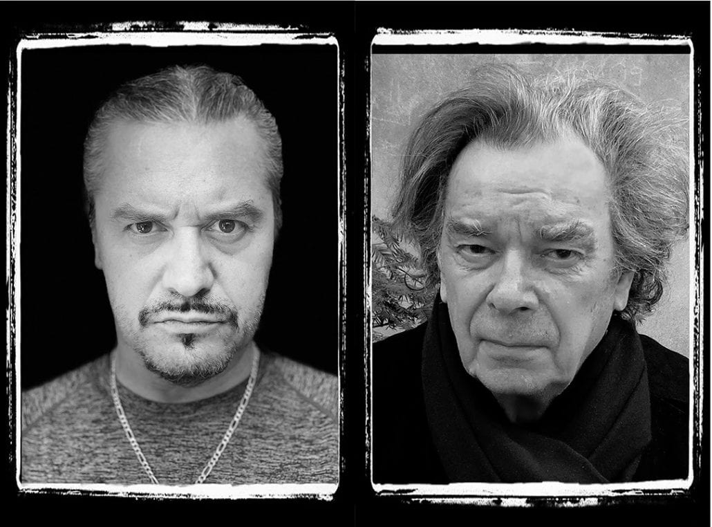 Mike Patton & Jean-Claude Vannier, band, promo