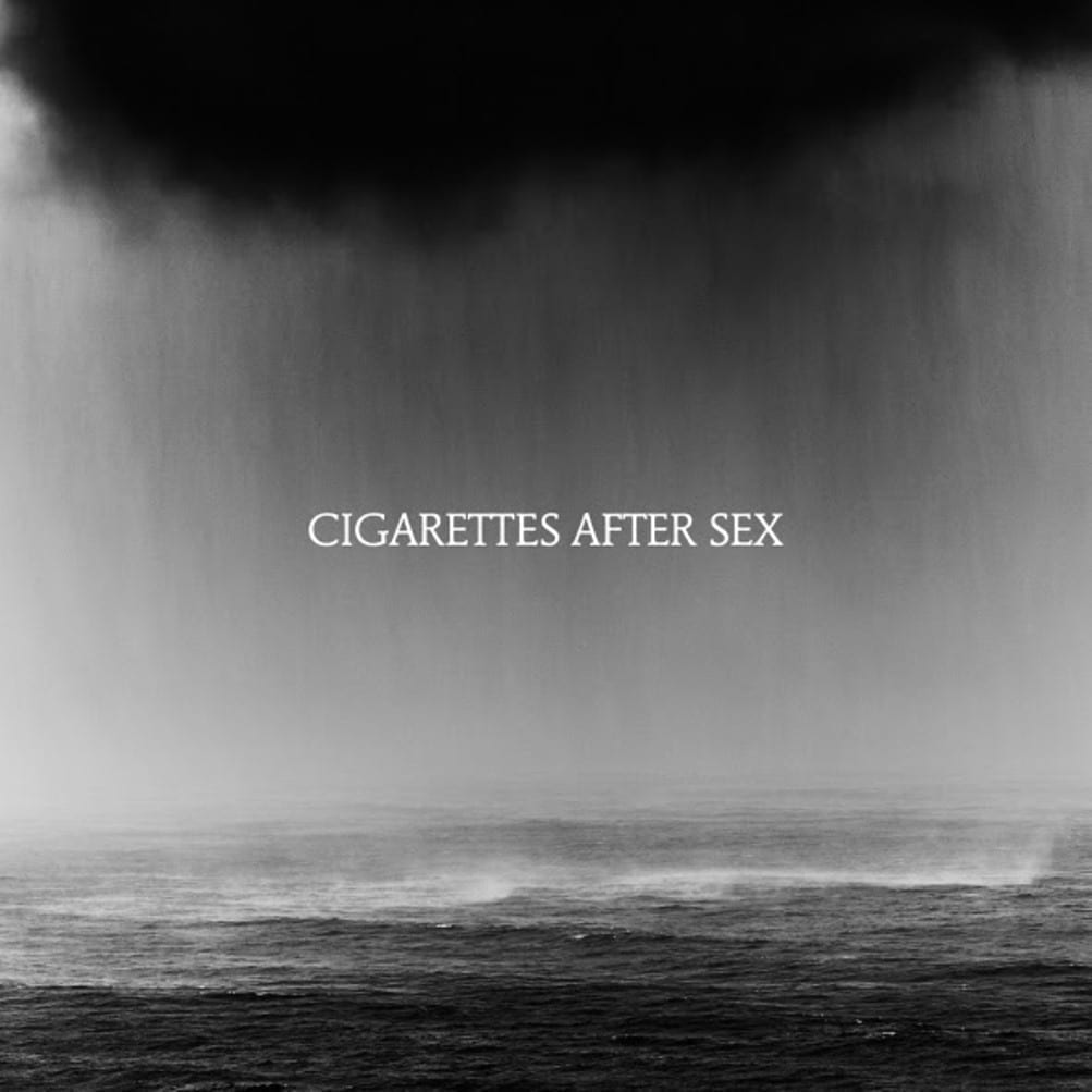 Cigarettes After Sex, Cry, cover