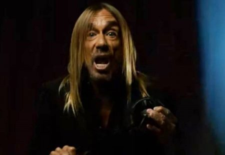 Iggy Pop, James Bond, clip