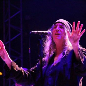 Patti Smith, Théâtre Silvain, Marseille, live