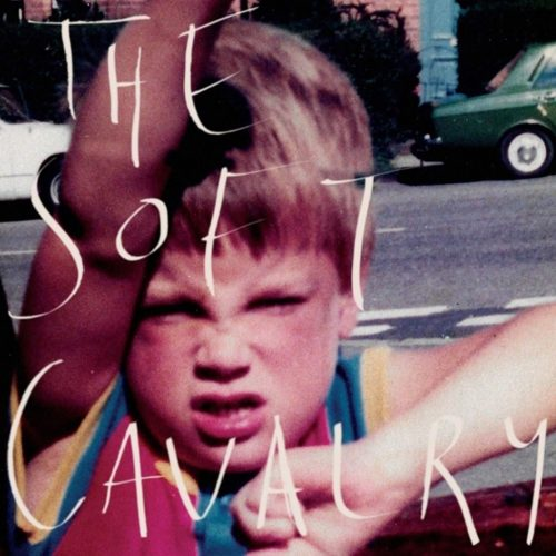 The Soft Cavalry, cover, LP