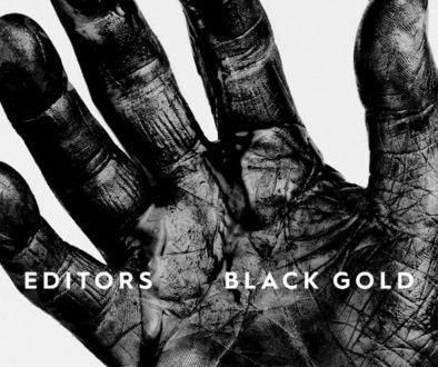 Editors, Black Gold, cover