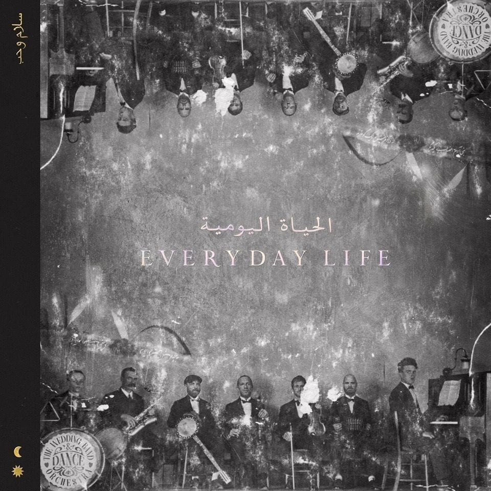 Coldplay,everyday life