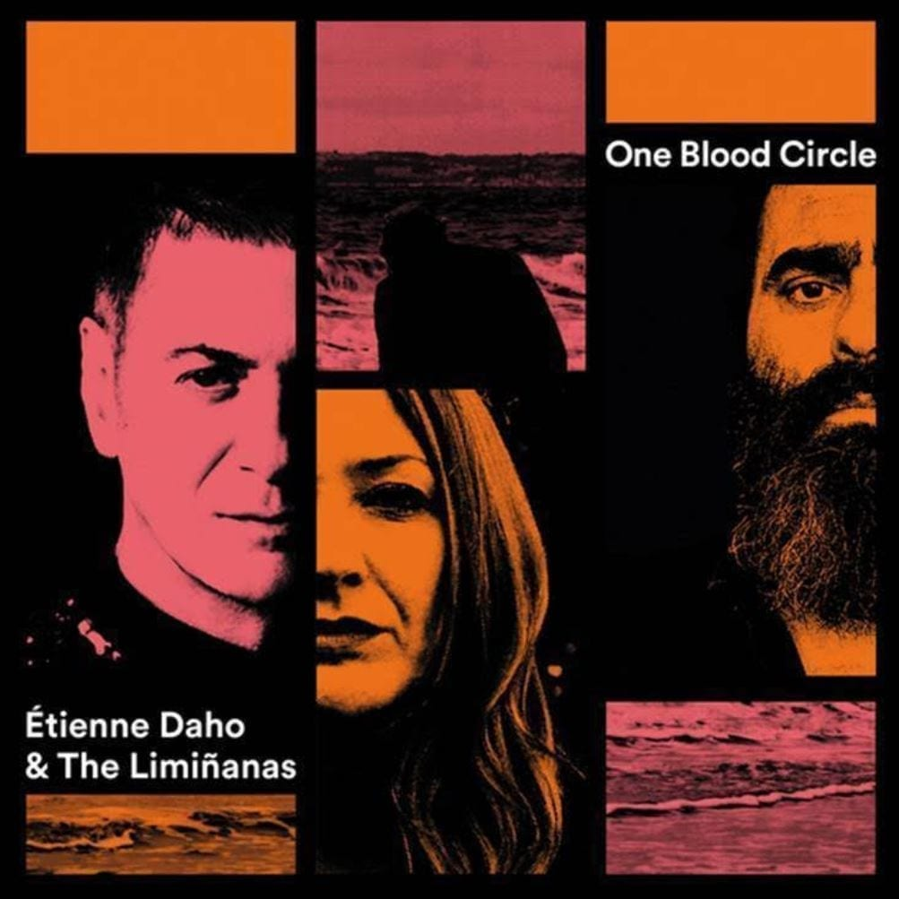 The Limiñanas, Étienne Daho, One Blood Circle, single, cover