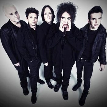 The Cure, band, promo