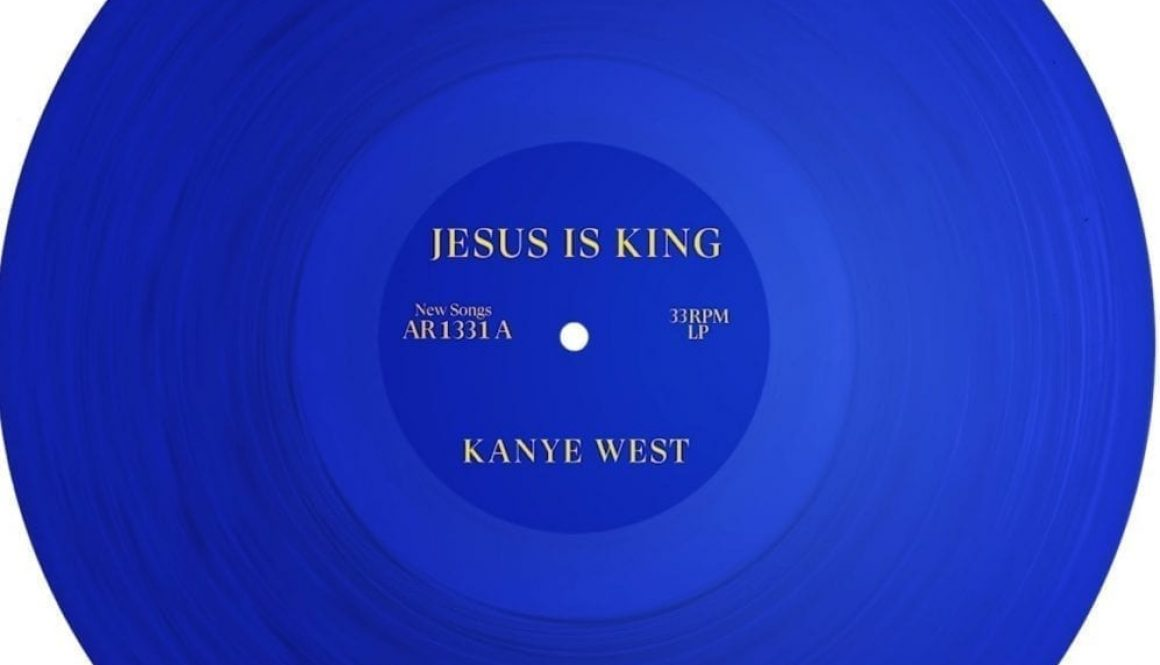 jesus-is-king-record