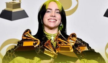Billie Eilish, Grammy Awards 2020