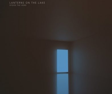 Lanterns On The Lake, Spook The Herd, cover