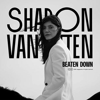 Sharon Van Etten, Beaten Down, cover
