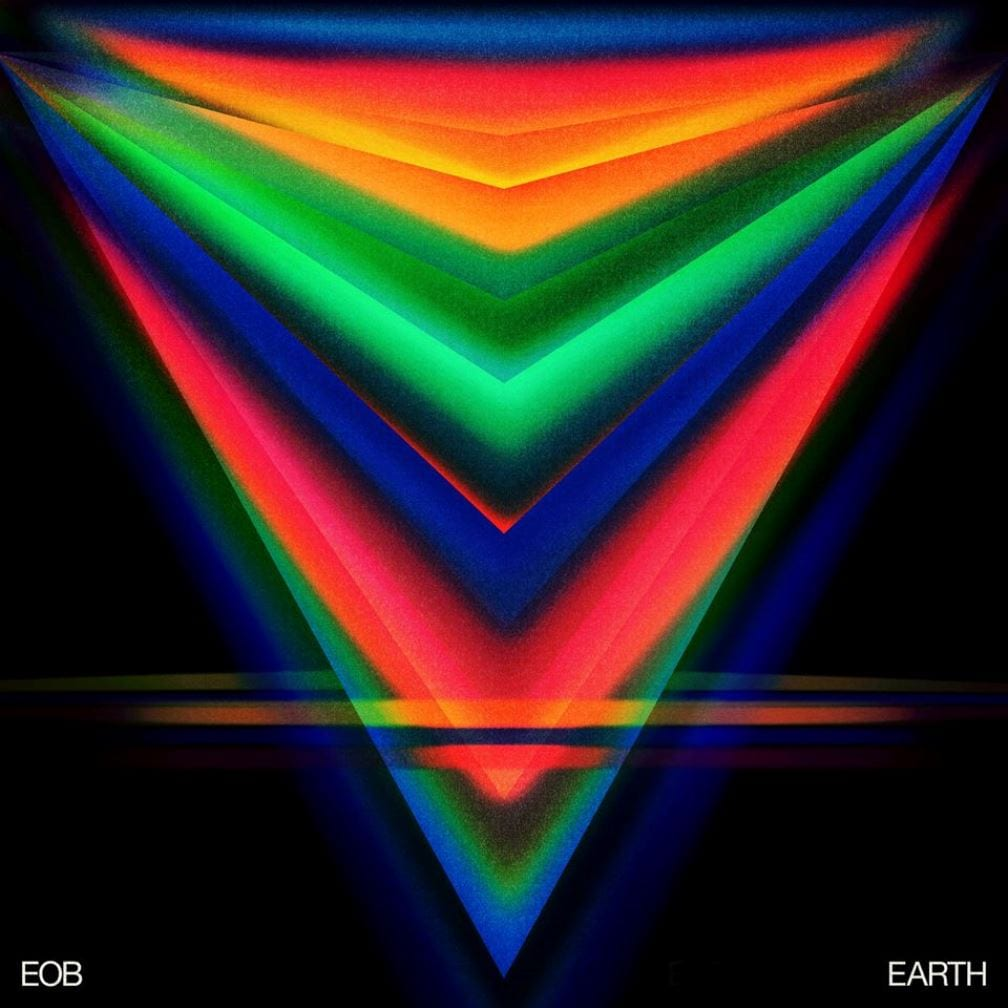 Ed O'Brien, EOB, Earth, cover
