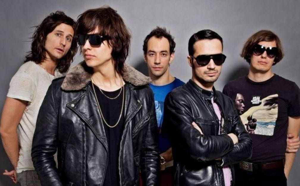 The Strokes, band, promo