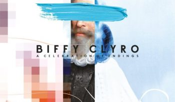Biffy Clyro, A Celebration Of Endings, cover