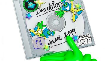 Planet 1999, Devotion, EP, cover