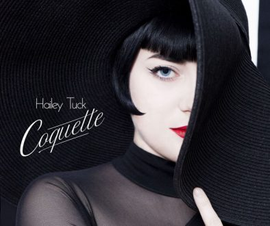 Hailey Tuck, Coquette, cover