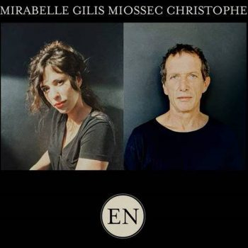 Mirabelle Gilis, Christophe Miossec, En, single, cover