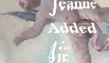 Jeanne Added, Air, EP, cover