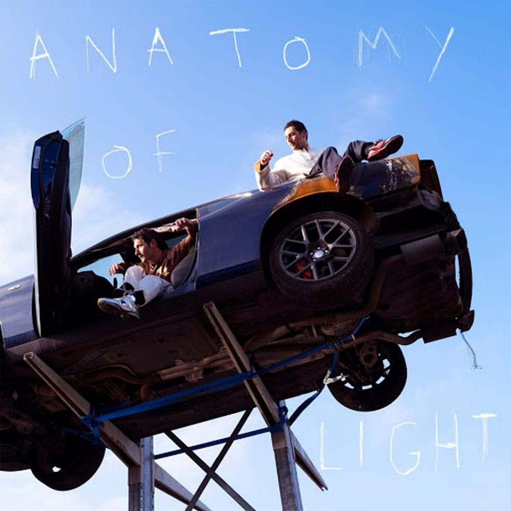 Anatomy Of Light, cover
