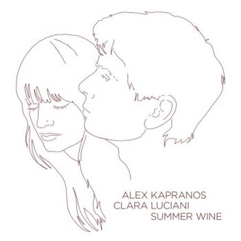 Alex Kapranos & Clara Luciani, Summer WineSummer Wine, single, cover