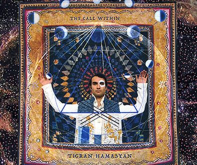 Tigran Hamasyan, The Call Within, cover
