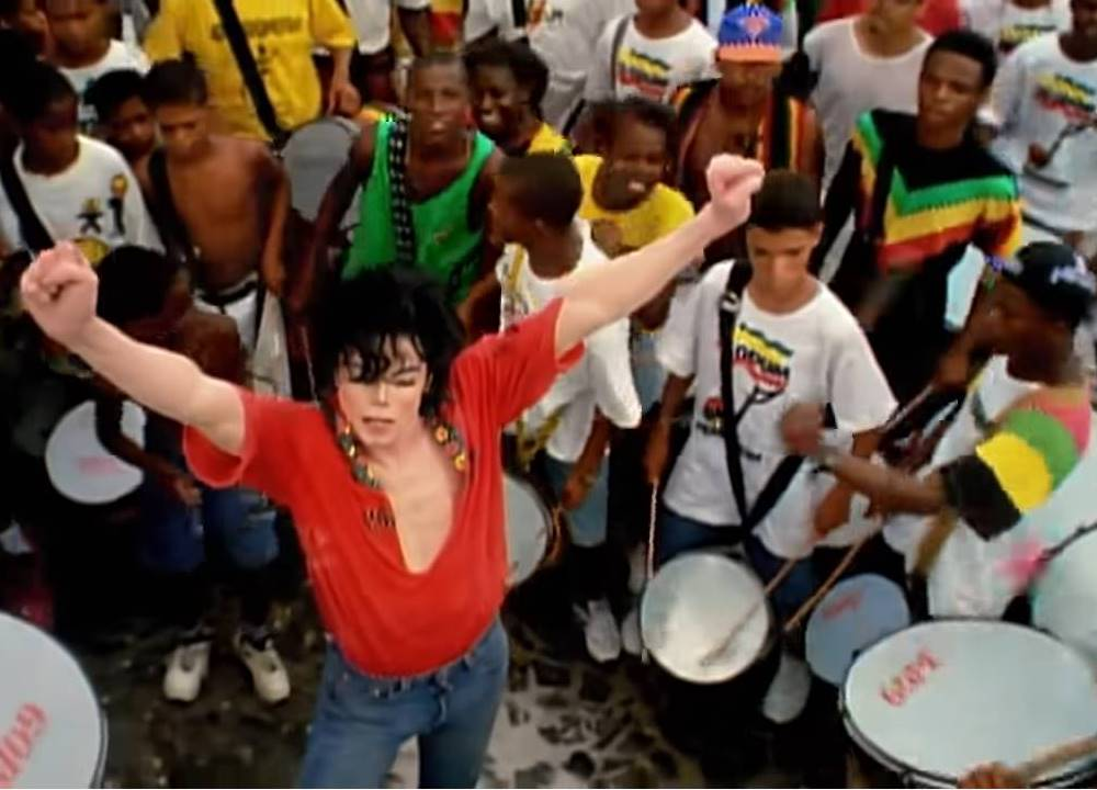 Michael Jackson, They Don't Care About Us (2020), clip