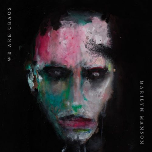 Marilyn Manson, We Are Chaos, cover