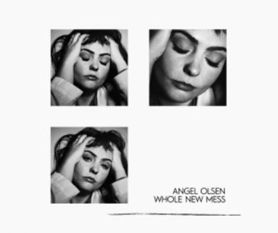Angel Olsen, Whole New Mess, cover