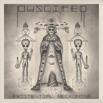 Puscifer, Existential Reckoning, cover