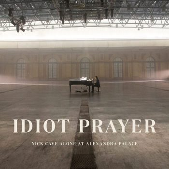 Nick Cave, Idiot Prayer, cover