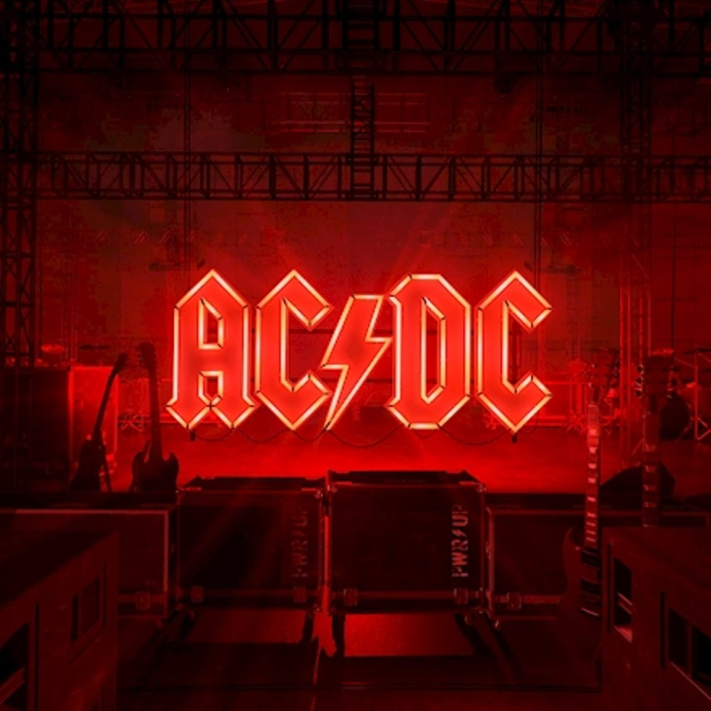 ACDC, Power Up, cover