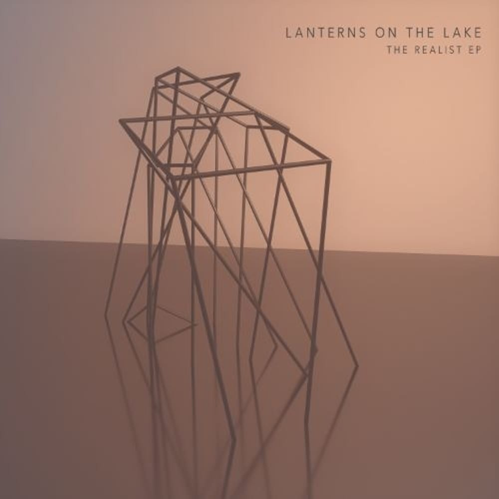 Lanterns on the Lake, The Realist, EP, cover
