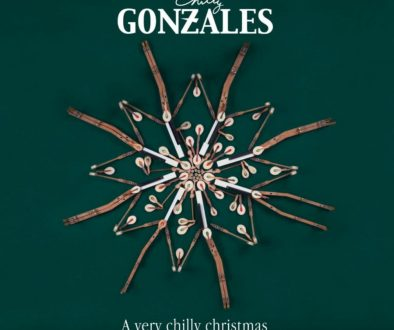 Chilly Gonzales, A Very Chilly Christmas, cover