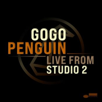 GoGo Penguin, Live From Studio 2, EP, cover