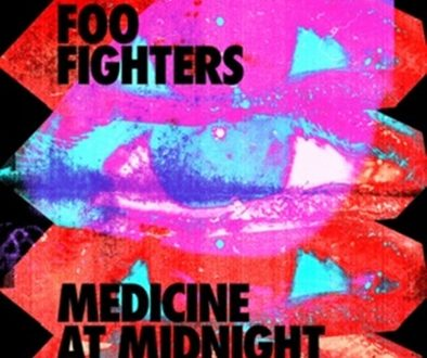 Foo Fighters, Medicine At Midnight, cover