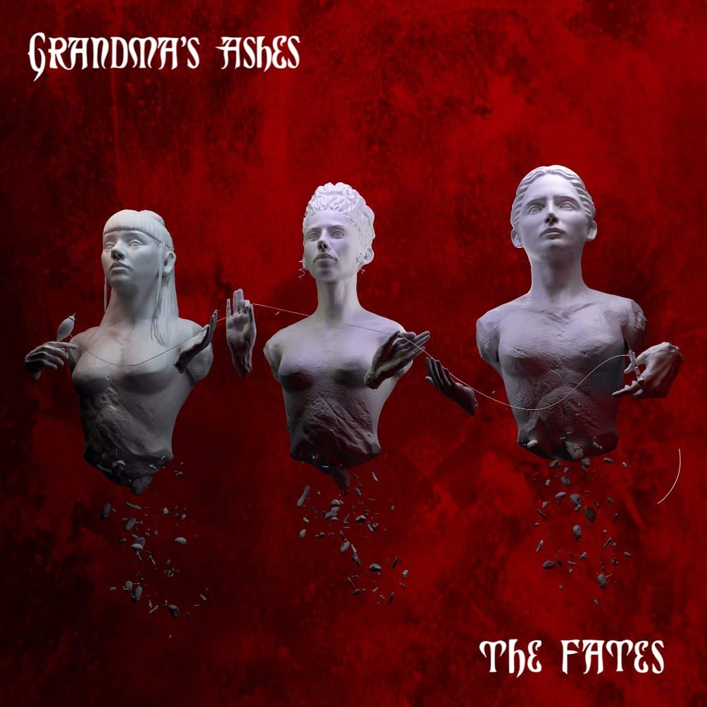 Grandma's Ashes, The Fates, EP, cover