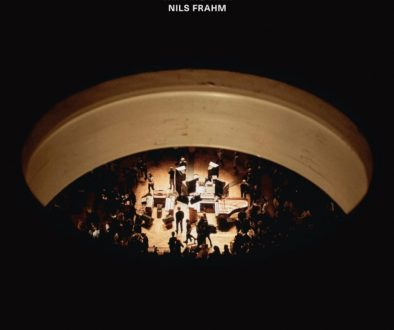 Nils Frahm, Tripping With Nils Frahm, live, cover