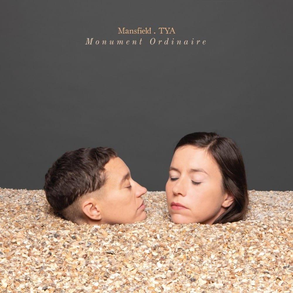 Mansfield.TYA, Monument Ordinaire, cover