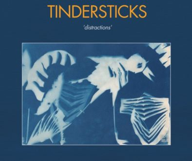 Tindersticks, Distractions, cover