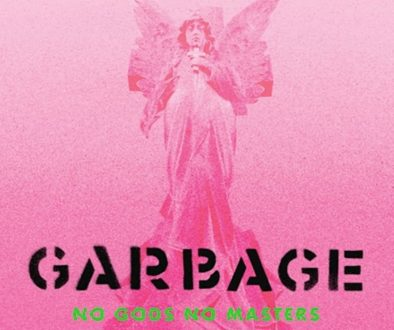 Garbage, No Gods No Masters, cover