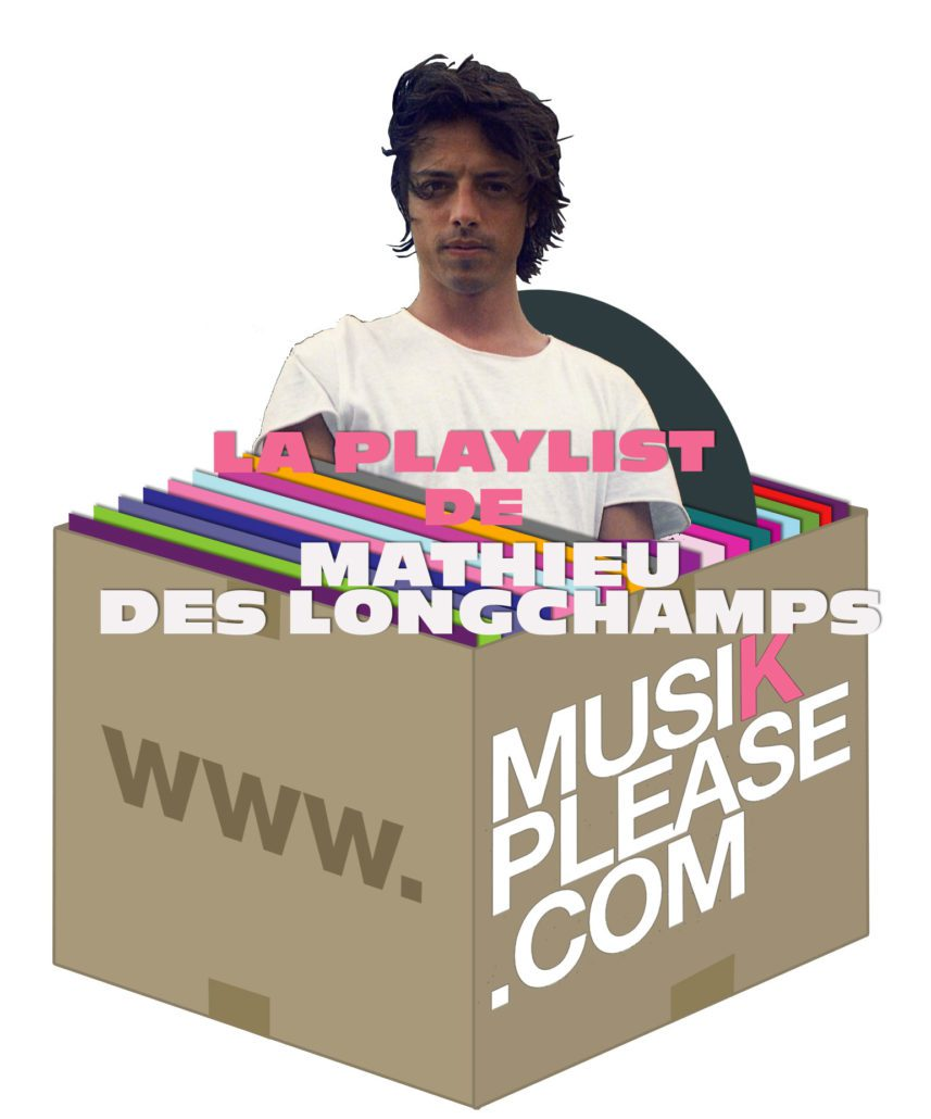 Mathieu De Longchamps